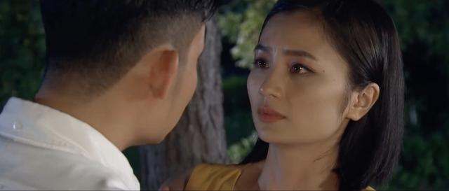 Hoa hồng trên ngực trái - Tập 35: Yêu thầm bao lâu, cuối cùng Khang cũng tỏ tình với chị đẹp San - ảnh 4