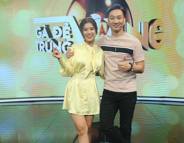 Gà đẻ trứng vàng: MC Thành Trung ghẹo Hoàng Yến Chibi là diễn viên mặt dày nhất showbiz vì lý do này - Ảnh 2.
