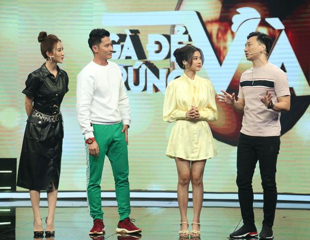 Gà đẻ trứng vàng: MC Thành Trung ghẹo Hoàng Yến Chibi là diễn viên mặt dày nhất showbiz vì lý do này - Ảnh 1.