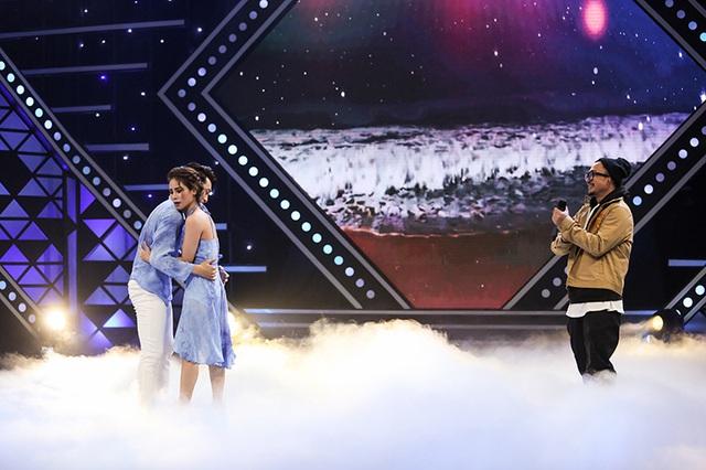 Hà Lê khiến khán giả lụi tim với nhạc Trịnh trong Tối chủ nhật vui vẻ - Ảnh 5.