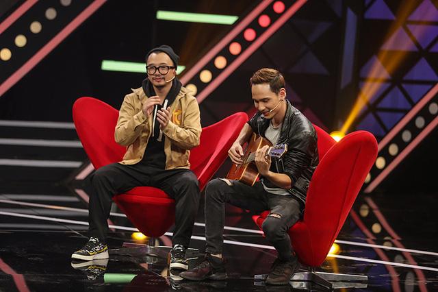 Hà Lê khiến khán giả lụi tim với nhạc Trịnh trong Tối chủ nhật vui vẻ - Ảnh 2.