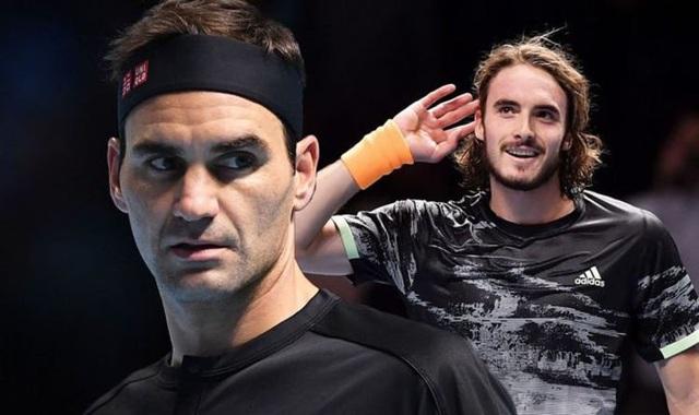 Stefanos Tsitsipas sẽ là Roger Federer của tương lai! - Ảnh 2.