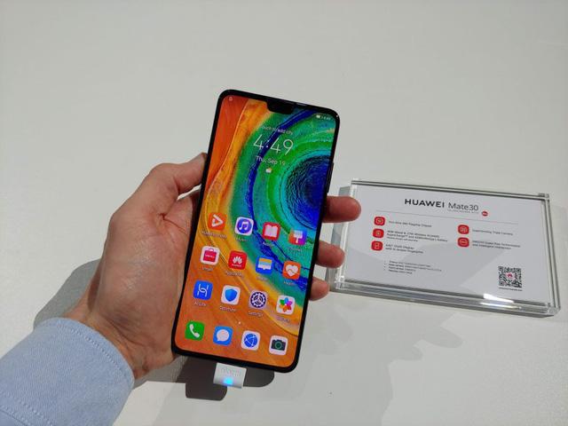 Huawei Mate 30 không cần linh kiện nào từ Mỹ, nhưng ai sẽ mua nó ở ngoài Trung Quốc? - Ảnh 2.
