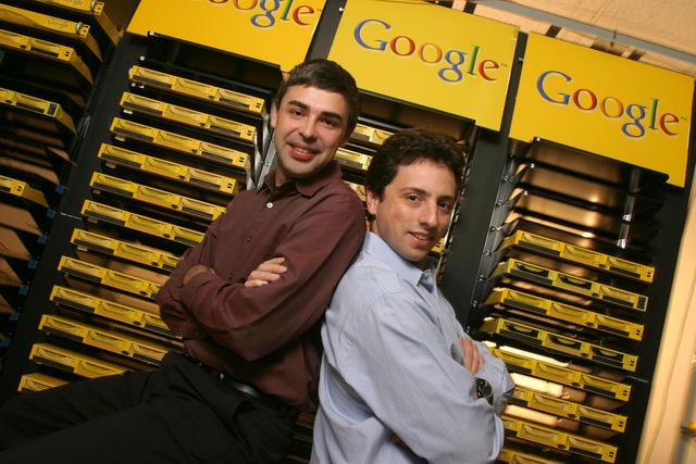 Chủ tịch và CEO công ty mẹ của Google đồng loạt từ chức - Ảnh 1.