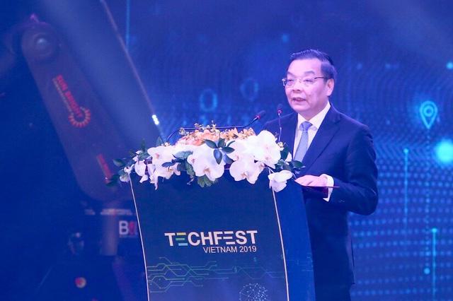 Techfest Vietnam 2019 – Nơi kết nối và đẩy mạnh tương tác giữa các thành phần của hệ sinh thái khởi nghiệp ĐMST - ảnh 2