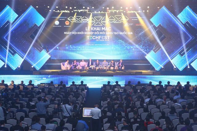 Techfest Vietnam 2019 – Nơi kết nối và đẩy mạnh tương tác giữa các thành phần của hệ sinh thái khởi nghiệp ĐMST - ảnh 3