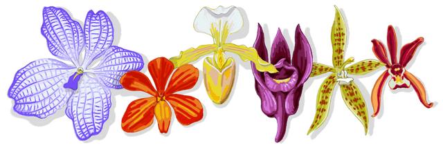 Google vinh danh cha đẻ của hoa lan Thái Lan - ảnh 1