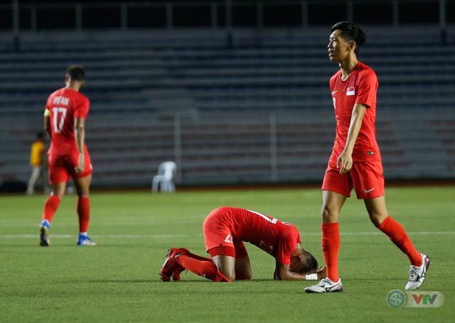 ẢNH: Đức Chinh toả sáng phút cuối, U22 Việt Nam thắng kịch tính U22 Singapore - Ảnh 17.