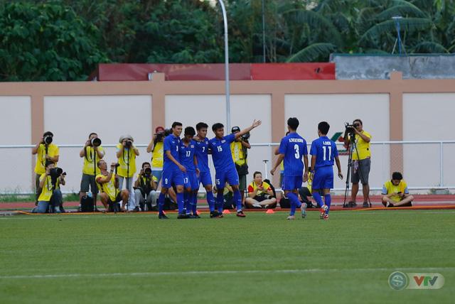 ẢNH: U22 Việt Nam loại U22 Thái Lan, thẳng tiến vào bán kết SEA Games 30 - Ảnh 5.