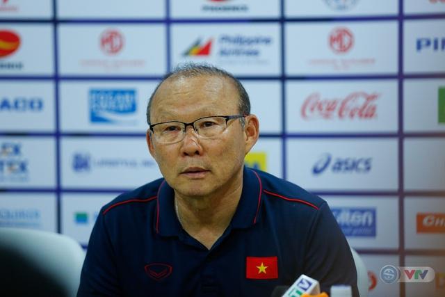 SEA Games 30, U22 Việt Nam – U22 Campuchia: HLV Park Hang Seo thận trọng nhưng đặt quyết tâm giành chiến thắng - Ảnh 1.