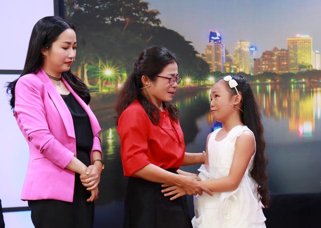 """MC Ốc Thanh Vân: """"Điều con muốn nói là chương trình dành cho trẻ em xúc động nhất tôi được tham gia"""" - Ảnh 1."""