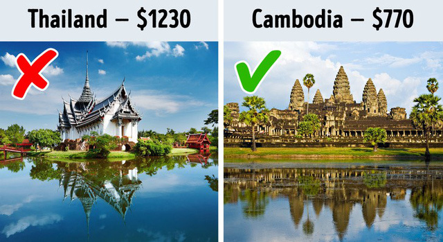 Mẹo đơn giản giúp bạn tiết kiệm chi tiêu khi du lịch nước ngoài - Ảnh 4.