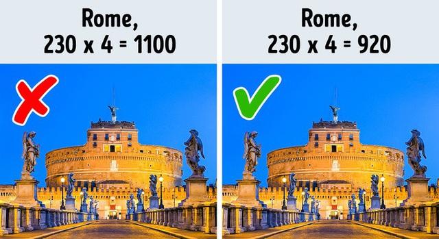 Mẹo đơn giản giúp bạn tiết kiệm chi tiêu khi du lịch nước ngoài - Ảnh 5.