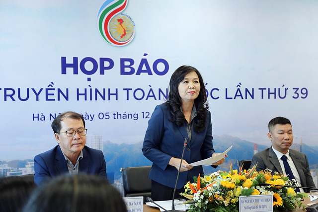 Nhà báo Nguyễn Vọng Ngàn: Khai mạc LHTHTQ lần thứ 39 chuyên nghiệp, hiện đại, trẻ trung - Ảnh 3.