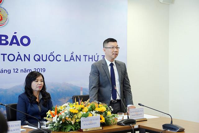 Nhà báo Nguyễn Vọng Ngàn: Khai mạc LHTHTQ lần thứ 39 chuyên nghiệp, hiện đại, trẻ trung - Ảnh 6.