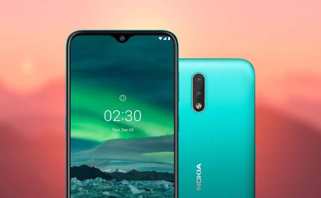 Nokia 2.3 lên kệ tại Việt Nam từ 9/12, giá 2,59 triệu đồng - Ảnh 1.