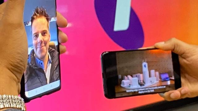 Oppo thực hiện thành công cuộc gọi DSS 5G đầu tiên trên thế giới - Ảnh 1.