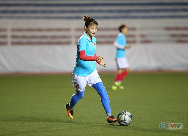 ẢNH: ĐT nữ Việt Nam rèn quân, quyết thắng Thái Lan trận chung kết SEA Games 30 - Ảnh 13.