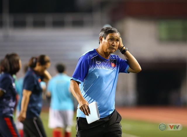 ẢNH: ĐT nữ Việt Nam rèn quân, quyết thắng Thái Lan trận chung kết SEA Games 30 - Ảnh 6.