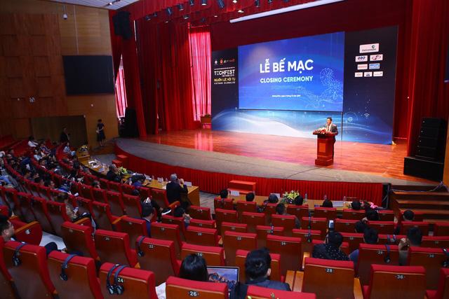 Bế mạc Techfest Việt Nam 2019 - Ảnh 1.
