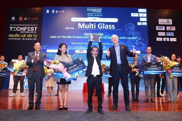 Bế mạc Techfest Việt Nam 2019 - Ảnh 3.