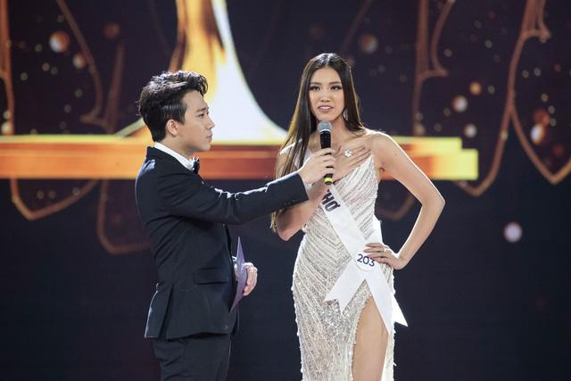 VIDEO: Phần thi ứng xử của Top 5, Top 3 Hoa hậu Hoàn vũ Việt Nam 2019 - Ảnh 9.