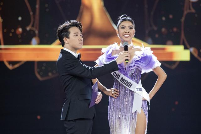 VIDEO: Phần thi ứng xử của Top 5, Top 3 Hoa hậu Hoàn vũ Việt Nam 2019 - Ảnh 10.