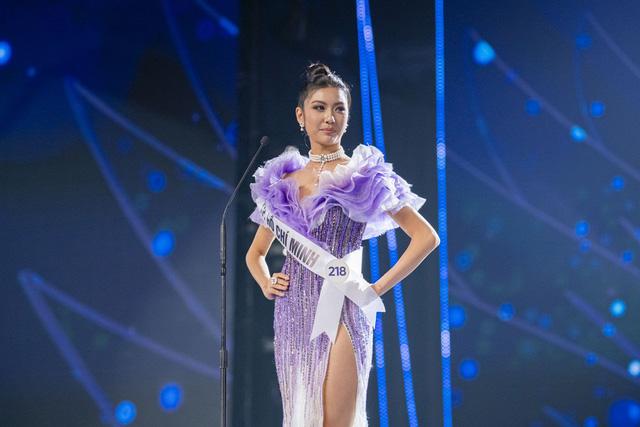 VIDEO: Phần thi ứng xử của Top 5, Top 3 Hoa hậu Hoàn vũ Việt Nam 2019 - Ảnh 5.