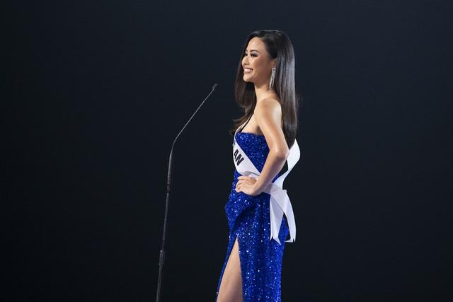 VIDEO: Phần thi ứng xử của Top 5, Top 3 Hoa hậu Hoàn vũ Việt Nam 2019 - Ảnh 2.