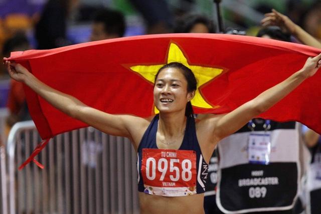 SEA Games 30: Lê Tú Chinh giành HCV nội dung 100m nữ - Ảnh 2.