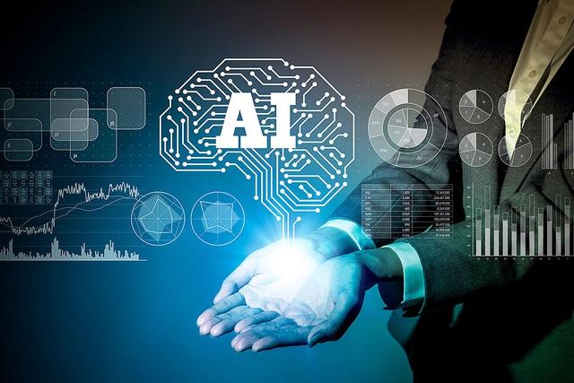Trung Quốc sắp vượt Mỹ để dẫn đầu thế giới trong lĩnh vực AI - Ảnh 1.