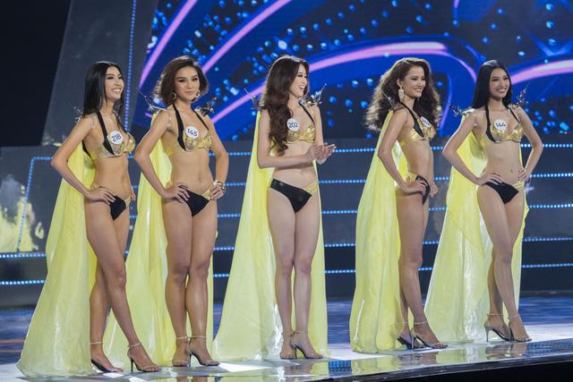 Top 15 Hoa hậu Hoàn vũ Việt Nam nóng bỏng trong trang phục bikini - Ảnh 1.