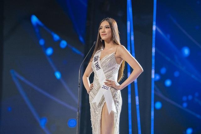 VIDEO: Phần thi ứng xử của Top 5, Top 3 Hoa hậu Hoàn vũ Việt Nam 2019 - Ảnh 6.
