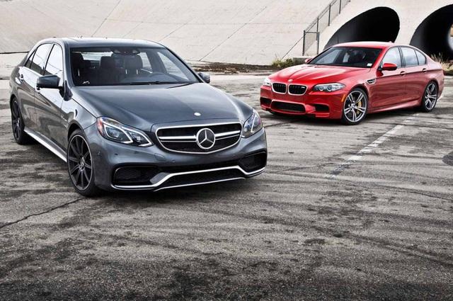 Mercedes-Benz và BMW hướng tới kết quả kinh doanh khả quan trong năm 2019 - Ảnh 1.