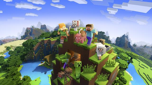 Minecraft vẫn là game lớn nhất trên YouTube với 100 tỷ lượt xem - Ảnh 1.