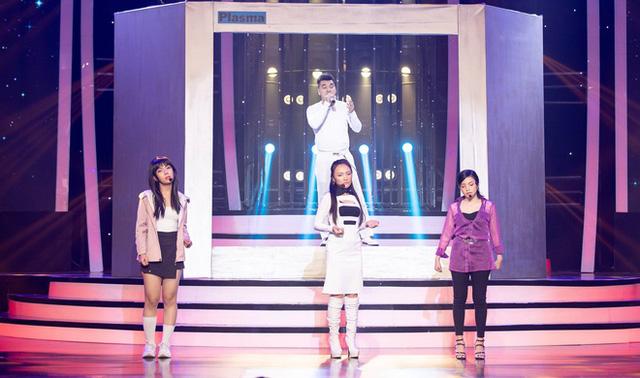 Nhật Thủy cân 3 giọng hát nhóm H.A.T  khi song ca cùng Ưng Hoàng Phúc - Ảnh 1.
