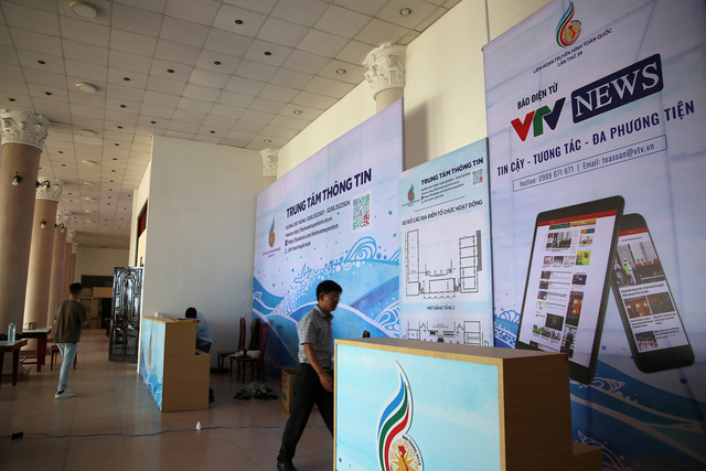 TP Nha Trang chào đón các đại biểu về dự LHTHTQ lần thứ 39 - Ảnh 4.