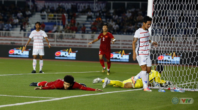 ẢNH: Những khoảnh khắc ấn tượng trong chiến thắng của U22 Việt Nam trước U22 Campuchia - Ảnh 12.