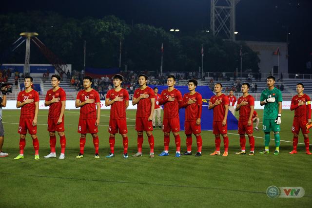 ẢNH: Những khoảnh khắc ấn tượng trong chiến thắng của U22 Việt Nam trước U22 Campuchia - Ảnh 2.