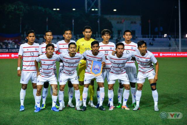 ẢNH: Những khoảnh khắc ấn tượng trong chiến thắng của U22 Việt Nam trước U22 Campuchia - Ảnh 4.