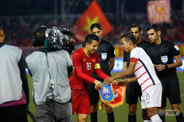 ẢNH: Những khoảnh khắc ấn tượng trong chiến thắng của U22 Việt Nam trước U22 Campuchia - Ảnh 5.