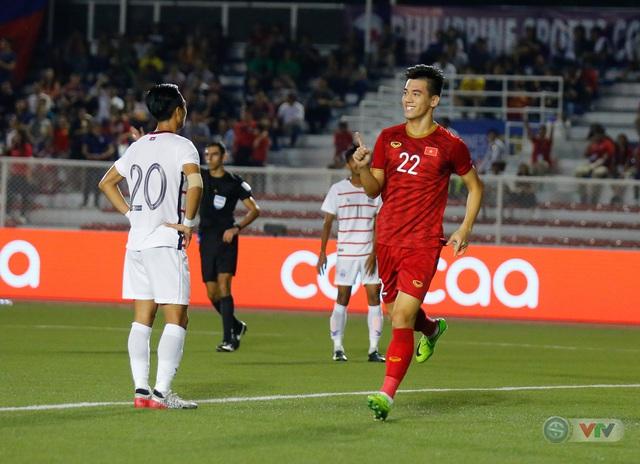 ẢNH: Những khoảnh khắc ấn tượng trong chiến thắng của U22 Việt Nam trước U22 Campuchia - Ảnh 8.