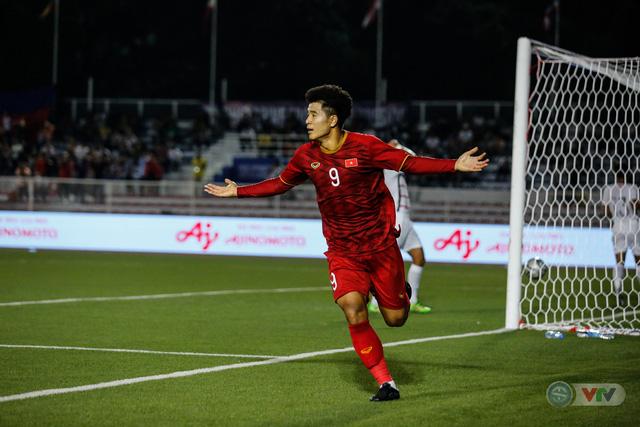 ẢNH: Những khoảnh khắc ấn tượng trong chiến thắng của U22 Việt Nam trước U22 Campuchia - Ảnh 11.