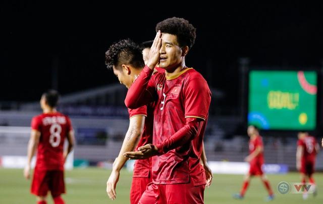 ẢNH: Những khoảnh khắc ấn tượng trong chiến thắng của U22 Việt Nam trước U22 Campuchia - Ảnh 14.