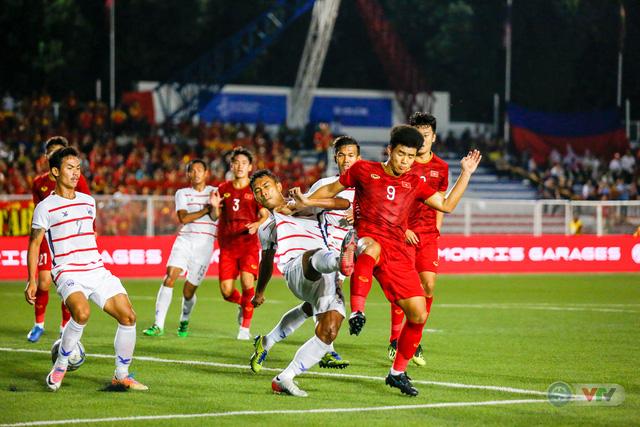 ẢNH: Những khoảnh khắc ấn tượng trong chiến thắng của U22 Việt Nam trước U22 Campuchia - Ảnh 15.