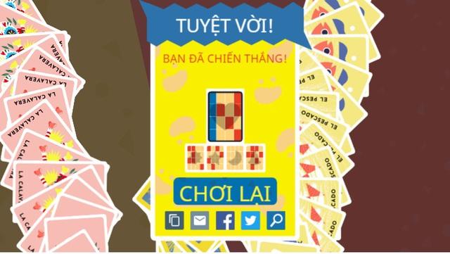 Google vinh danh trò chơi truyền thống Lotería của Mexico - Ảnh 3.