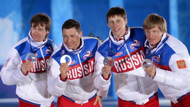 Thể thao Nga bị cấm tham gia các giải Olympic và World Cup trong 4 năm tới - Ảnh 1.