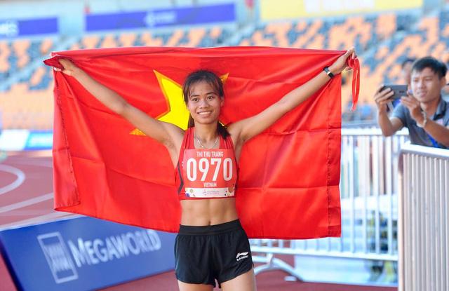 Khoảnh khắc ấn tượng trong ngày thi đấu 8/12 tại SEA Games 30: Ngày vàng của thể thao Việt Nam - Ảnh 1.