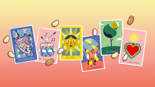 Google vinh danh trò chơi truyền thống Lotería của Mexico - Ảnh 1.
