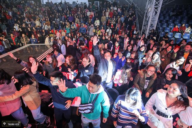 Bùng nổ đêm đại nhạc hội Vệt nắng đông với thông điệp BetterMe - Một tôi tốt hơn của VTV6 - Ảnh 3.